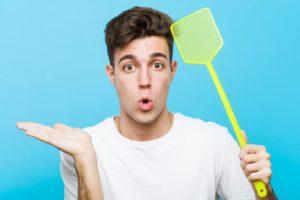 comment se débarrasser moucherons