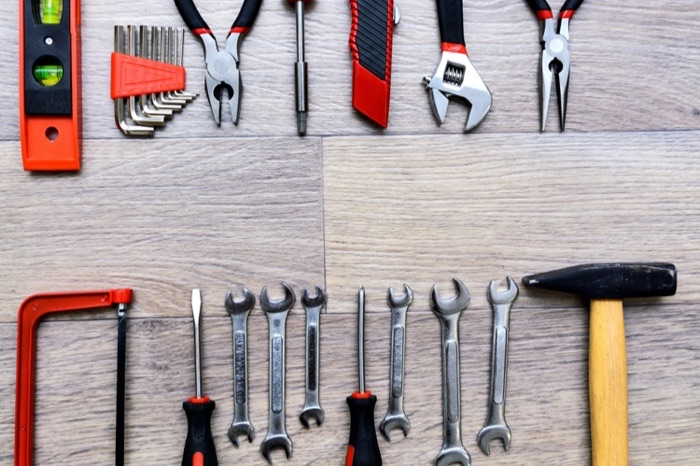 organiser ses outils