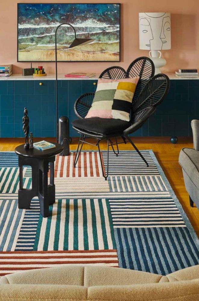 tapis decoration